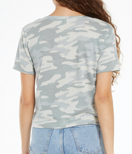 Load image into Gallery viewer, Classic Camo Skimmer Tee