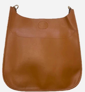 Camel Messenger Bag - No Strap Attached