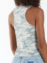 Load image into Gallery viewer, Skimmer Camo Pocket Tank