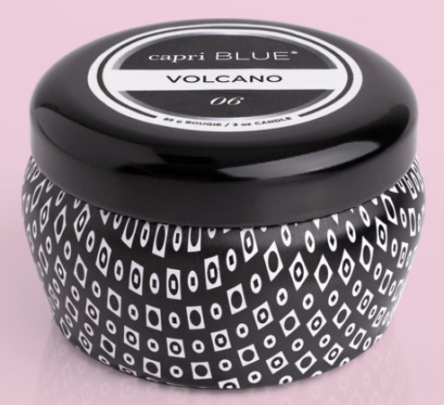 Volcano Black Mini Tin