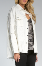 Load image into Gallery viewer, Rock and Roll White Jacket