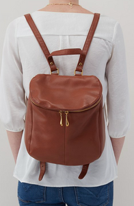 River Backpack in Toffee
