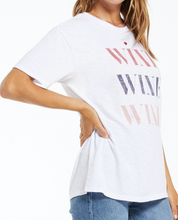 Load image into Gallery viewer, Wine Wine Wine Tee