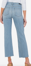 Load image into Gallery viewer, Kelsey High Rise Ankle Flare Jeans