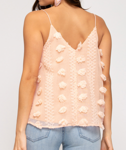 Rose Flower Pop Top