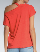 Load image into Gallery viewer, Off Shoulder Tee