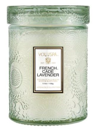 French Cade & Lavender Mini Tall
