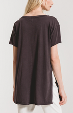 Load image into Gallery viewer, ORGANIC SIDE SLIT TUNIC