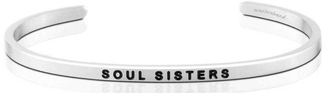 SOUL SISTERS - SILVER