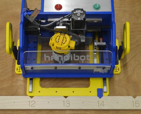 Handibot® Large Material Indexing Jig