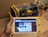 Handibot® Touch-Screen Control Panel