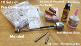 Pen-Carving Starter Kit