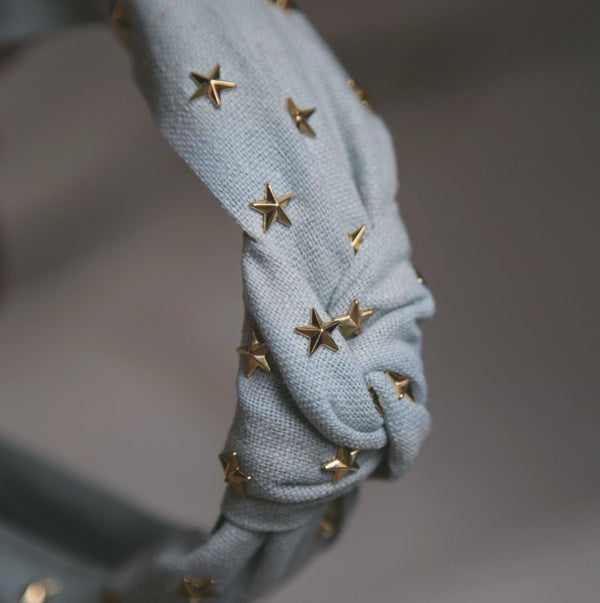 Bella Star Headband - Mint