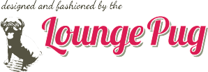 The Lounge Pug™'s logo