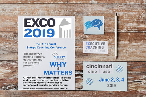 EXCO 2019 - 14th Annual Sherpa Coaching Conference