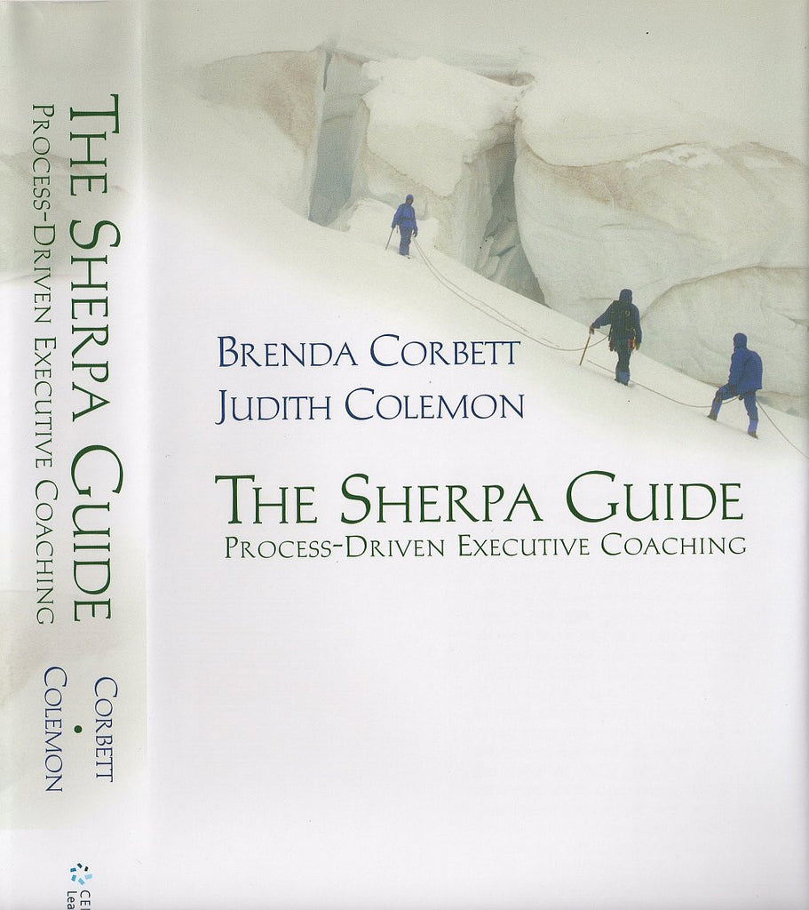 Sherpa Executive Coaching Certification Online Only Offered