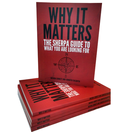 Fifty (50) Copies of Why It Matters