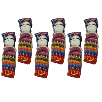 Sherpa Doll (Set of 6)