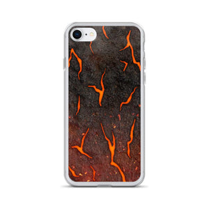iPhone LAVA  Skin Case