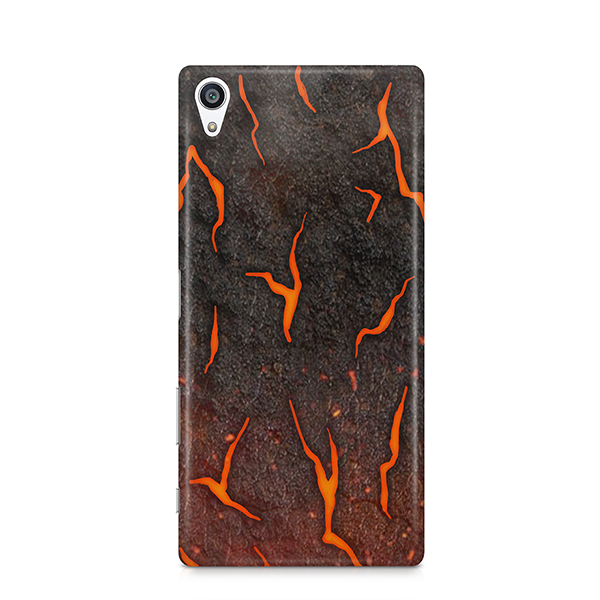 Soney LAVA skin phone case