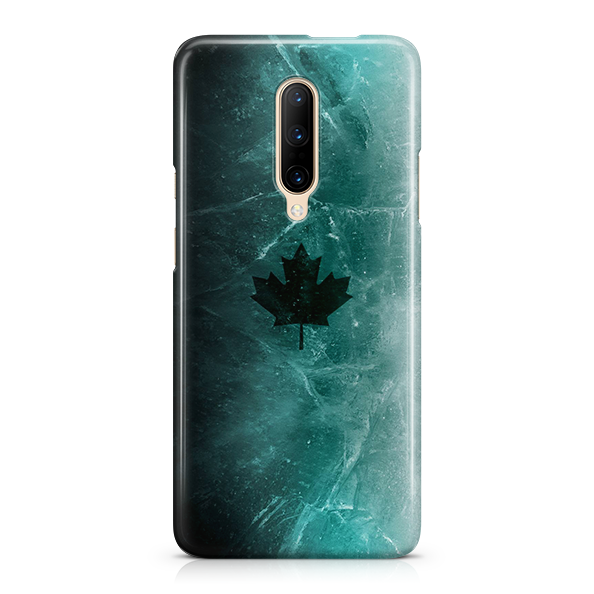 OnePlus Black Ice Skin Case