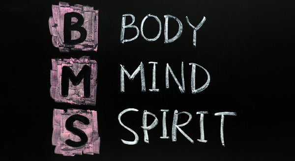 Exercise body, stretch mind and engage spirit for balance