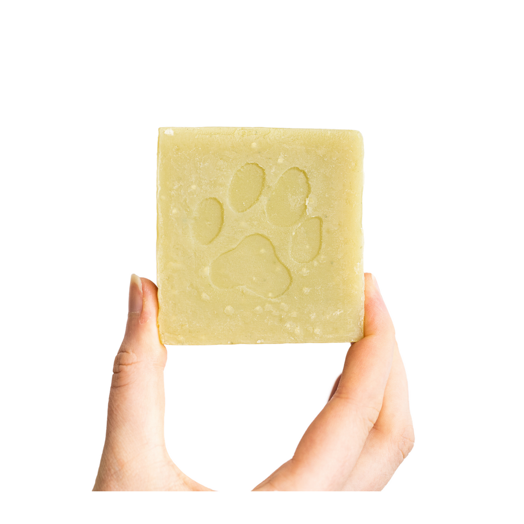 Natural Dog Wash Bar