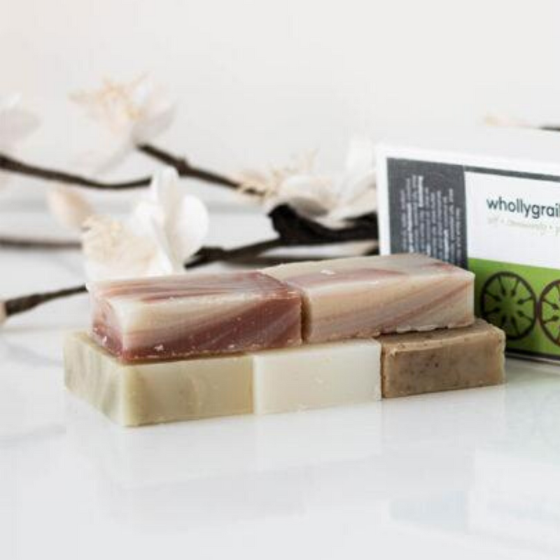 Hand Crafted Soap, Cold processed