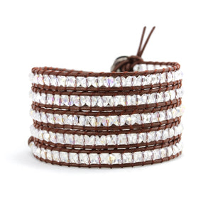 Crystal Ice Wrap Bracelet