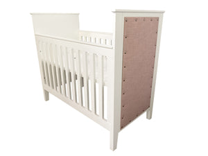 Alex Cot with Upholstery