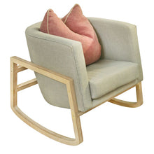 Load image into Gallery viewer, Catalaya Rocker with Velvet Fabric