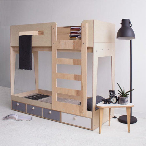 Gibson Birch Bunk Bed