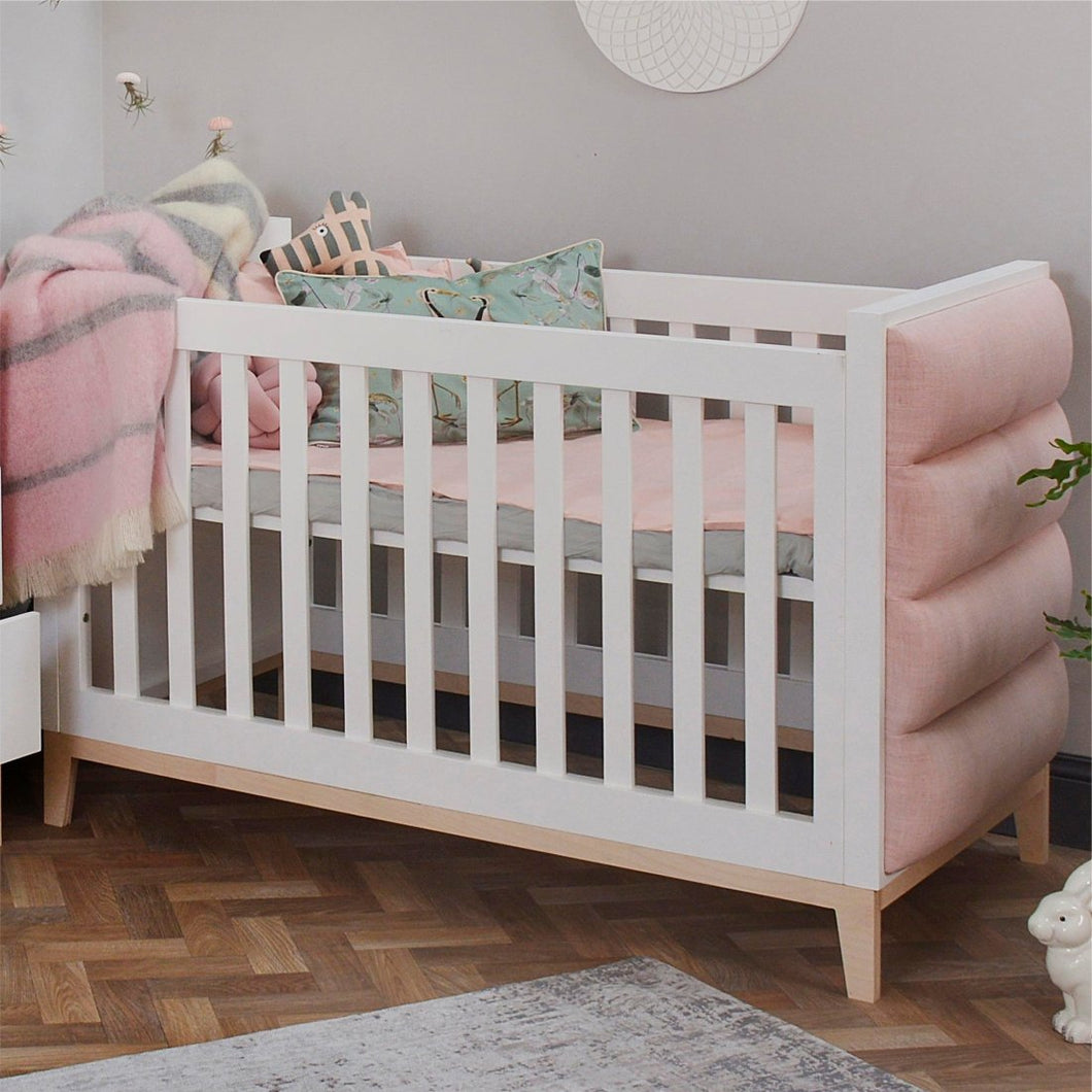 Ivy Cot with Upholstery