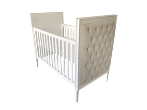 Tanner Cot with Upholstery