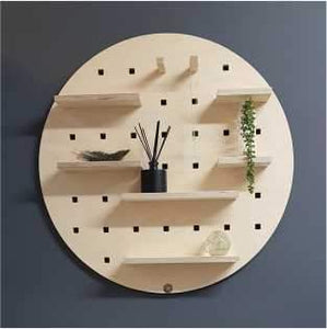 Round Pegboard
