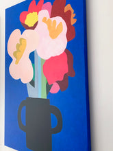 Load image into Gallery viewer, Rainbow Bright Bouquet Giclee