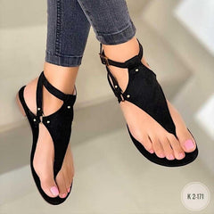 Summer Women's Sandals 2020 Fashion Rhinestone Fat Bottom Female Clip Toe Shoes Outdoor Beach Ladies Sandal Woman New - Bottines Femmes FRANCE