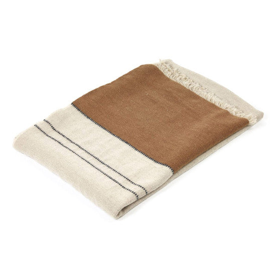 Foundry Beeswax Throw
