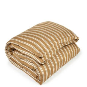 Canal Stripe Duvet - King