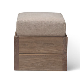 Dixie Dining Cube - Linen