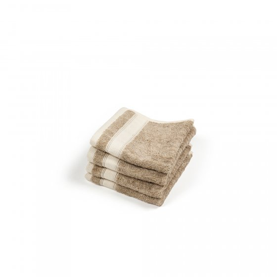 Simi Wash Cloth - Flax