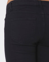 Load image into Gallery viewer, Black Stretch Skinny Jeans