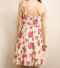 Load image into Gallery viewer, Floral Sun Dress