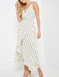 Country Club Striped Dress