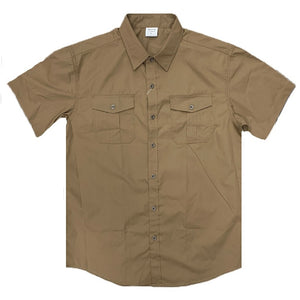Clark Kent Standard Button Up in Olive Drab MEN