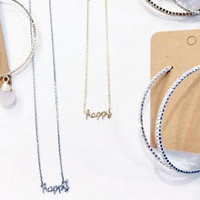 Load image into Gallery viewer, You're My Kind of Happy Necklace in Gold