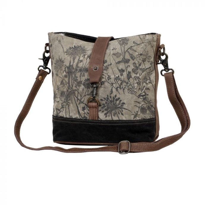 Debonair Shoulder Bag Purse by MYRA