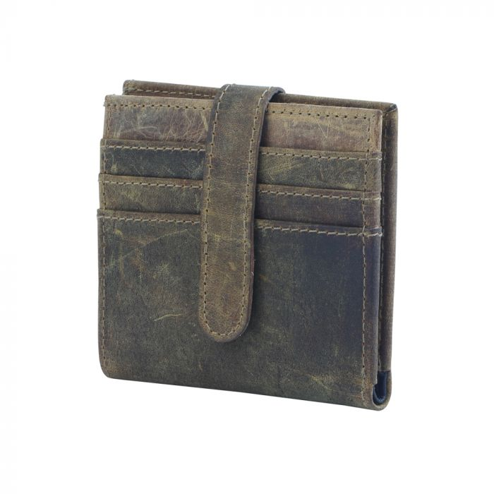 Wild Woods Leather Wallet for Men by MYRA