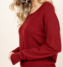 Load image into Gallery viewer, The Way You Look Tonight Dolman Sleeve Sweater
