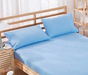 %100 Cotton Pillowcases - Blue | 50 x 70 cm - Birgie Home